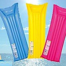 【Treewalker露遊】五管優質充氣浮排 水藍.靚黃.桃紅色 今夏新款浮板 水上仰板