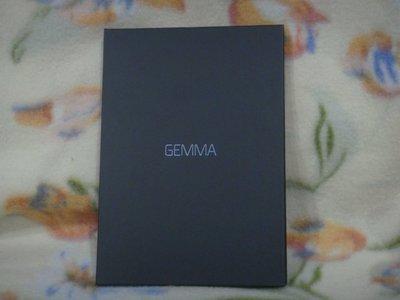吳映潔(鬼鬼)cd=首張個人迷你專輯-GEMMA (2016年發行)