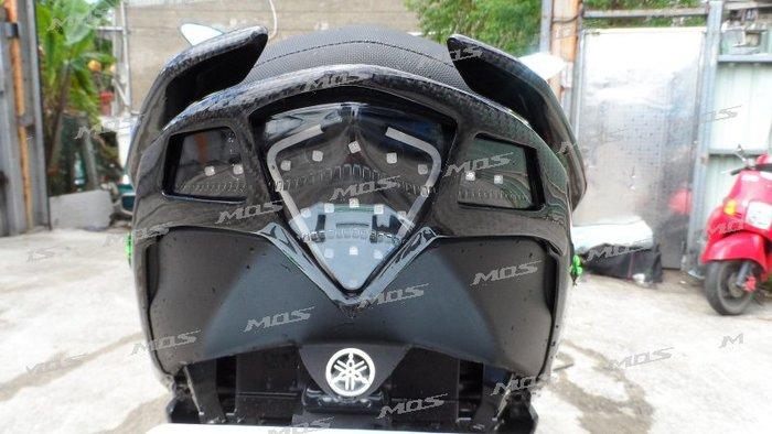Hz二輪精品 MOS SMAX 一代 二代 ABS 卡夢 碳纖維 530造型 尾燈飾蓋 卡夢尾燈飾蓋 碳纖維尾燈飾蓋