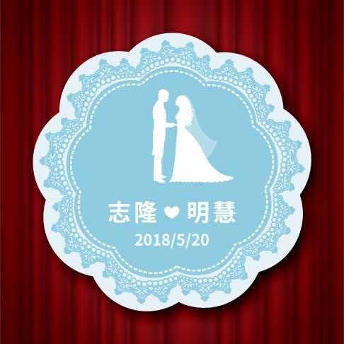 【正興廣告】LOGO背板 LC-19.舞台背板.婚禮背板.人型立牌.婚禮佈置