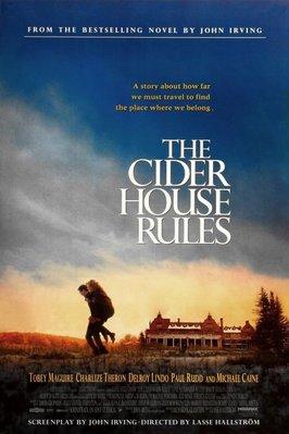 心塵往事-The Cider House Rules (1999)原版電影海報