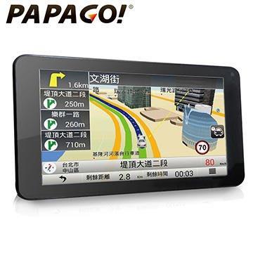 【行車達人】送32G GOLiFE GoPad 7 Wi-Fi 聲控導航平板 (搭載最新PAPAGO!S1引擎圖資)