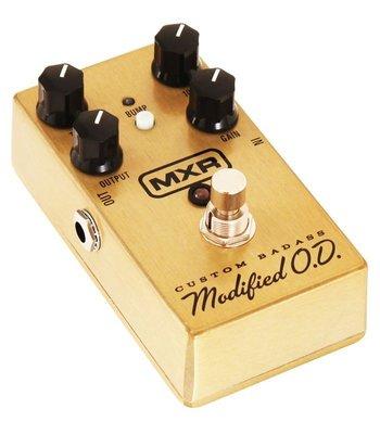 [ 反拍樂器 ]MXR M77 Custom Badass Modigied O.D. 破音效果器 (免運費)
