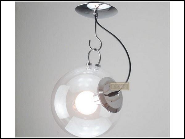 凱西美屋 義大利設計師款 肥皂泡吊燈吸頂燈 25CM 特價
