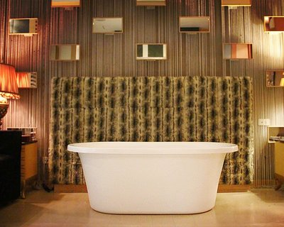秋雲雅居~G1系列(130x75x52cm)獨立浴缸/古典浴缸/復古浴缸/泡澡浴缸/壓克力浴缸 放置即可泡澡免安裝!!