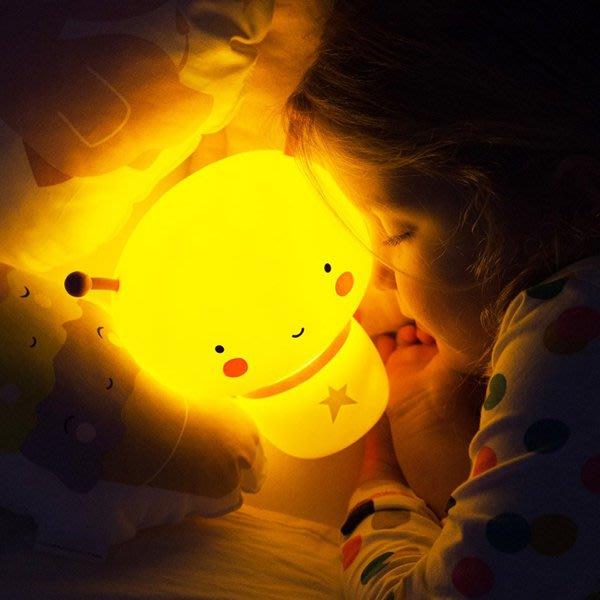 【18Park 】童趣造型 Sweet Dreams [ 甜夢-小蝴蝶夜燈 ]