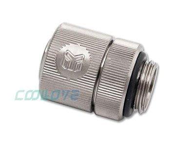 【鼎立資訊】EK-CSQ Fitting 10/13mm G1/4 - Nickel (鎳銀,3分薄管用)3分快速接頭