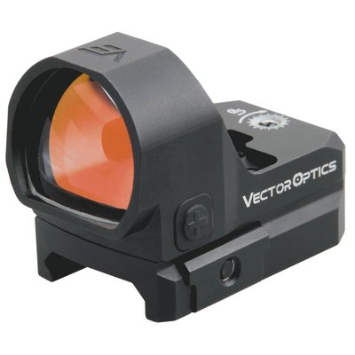 【武莊】Vector Optics 維特 Frenzy 1x22x26 MOS 內紅點 瞄準鏡-VSCRD-36