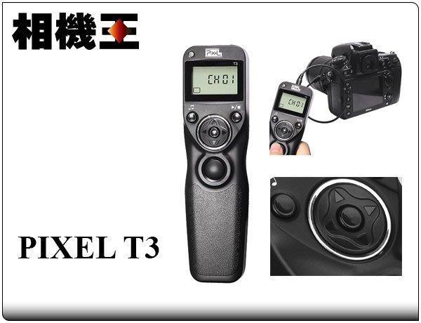 ☆相機王☆PIXEL T3 / E3 有線定時遙控器〔Canon 800D 760D 77D 適用〕電子快門線