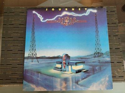 特價黑膠 LP- Journey ─ Raised On Radio (非 蔡琴) LP4