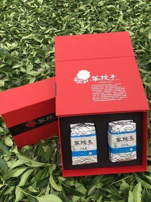 茶院子茶農自產自銷[杉林溪龍鳳峽禮盒]冬茶