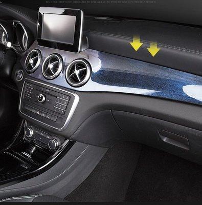 GLA CLA賓士BENZ儀表面板ABS改裝CLA250碳纖維GLA200車門GLA180拉手AMG卡鉗CLA200隔音條