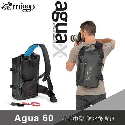 【EC數位】Miggo Agua 60 防水後背包 MWAG-BKP BB 60 防潑水、防撞 相機收納 旅行必備