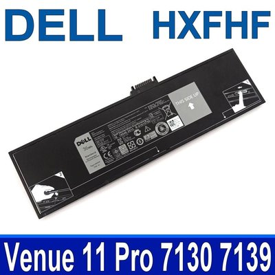 DELL HXFHF 2芯 原廠電池 Venue 11 Pro 7130 7139 Tablet VJF0X VT26R
