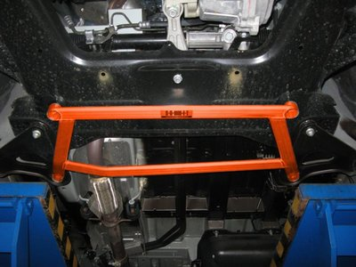 SUMMIT LUXGEN SUV7 MPV7 M7 U7 前下井字拉桿 CS車宮車業