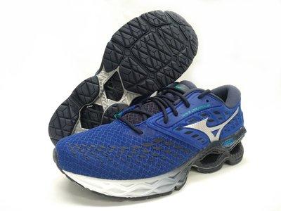 宏亮 MIZUNO 美津濃 慢跑鞋 休閒 26.5~28cm WAVE CREATION 21 J1GC200110