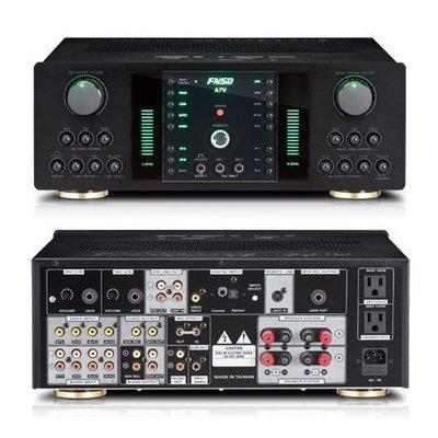 【昌明視聽】FNSD 華成 A7V 多用途混音擴大機 卡拉OK 歌唱 數位迴音 歡迎議價 C