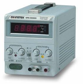 TECPEL 泰菱》固緯 GWInstek GPS-3030D直流電源供應器 單組  30V/3A 直流