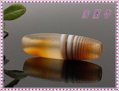 【家蓁香二館】 特級正品 天然糖心纏絲瑪瑙勒子 糖心纏絲瑪瑙天珠(ASF-8-1)已蒙收藏