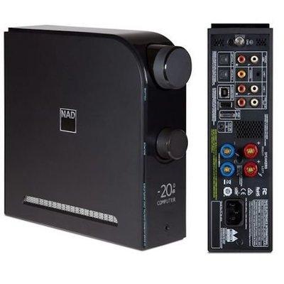 NAD D3045 萬用桌上藍芽音響主機 / 擴大機 綜合擴大機