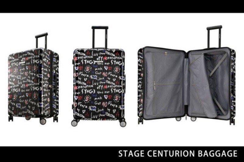 最後一個現貨!!stage X centurion行李箱 巨星聯名款!29吋(非AES.REMIX)