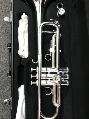 Rock + Music(沙田)Yamaha YTR2335S 小號連盒及弱音器 Trumpet with Case and Mute 九成新 只售2500 元