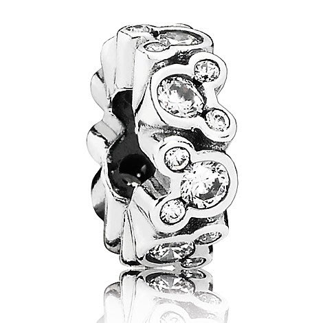 【美國大街】正品.美國潘朵拉迪士尼米奇鑽環串環 Pandora Mickey All Around 【附盒】