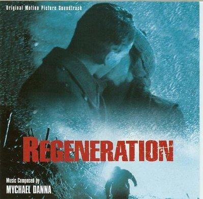 """[原聲帶]  """"亂世情緣(Regeneration)""""- Mychael Danna(08-1),美版"""