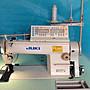 工業縫紉機 日本制 JUKI 5556N-7,刀片是大的可縫粗線,可以調整速度快慢縫,為車薄厚車通用