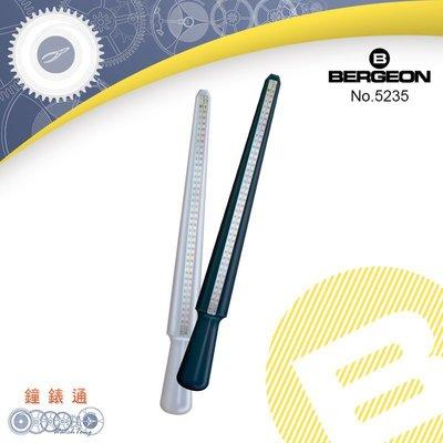 預購商品【鐘錶通】B5235《瑞士BERGEON》戒子尺寸測量 / 戒圍測量