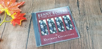 Q2007-CD歐洲版未拆】Kenny Rogers & The First Edition-The Ultimate