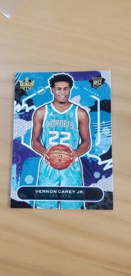 NBA 超貴Court kings 超級稀有RC ball 隊友  CAREY JR未來一定飆 PSA10??