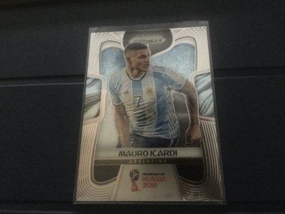Mauro Icardi Panini Prizm World Cup Argentina 8