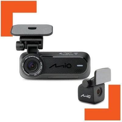 MIO MIVUE J86D 【送32G+安裝】口紅機 STARIVS 2K 高解析 GPS 測速提示 行車記錄器