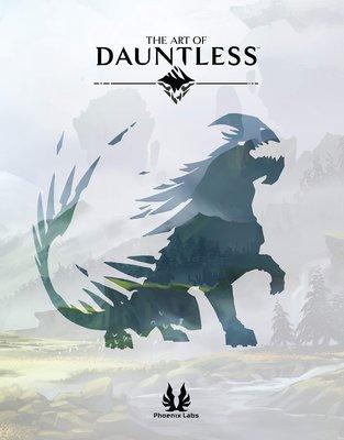 【布魯樂】《代訂中》[美版書籍]《不屈不撓 Dauntless》電玩畫集