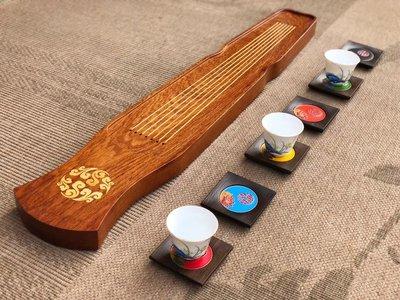 緬甸花梨  雅趣  茶盤 - 乾濕 二用茶檯 創意茶盤 81*16*3.5 公分  B300