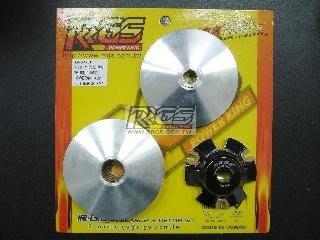 RRGS VJR 改缸加大傳動系統組 14.5度普利盤 14度風葉盤 MANY 110 魅力 125 100