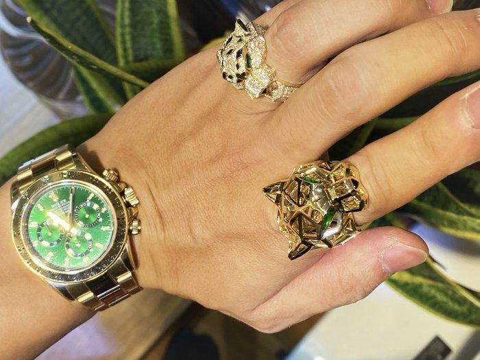 純欣賞 珠寶手錶藝術 勿標 喜歡可討論