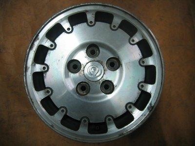 【益和輪胎】5孔114.3 MAZDA MX-6 626 TELSTAR 14吋鋁圈