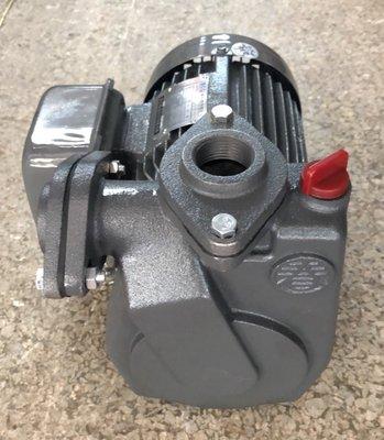【川大泵浦】春井牌 1HP 725  (春井馬達) 單相 雙段高速泵浦  高速抽水機 MIT