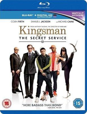【藍光電影】王牌特工:特工學院(2014) 皇傢特工:間諜密令 Kingsman:The Secret Service 68-044
