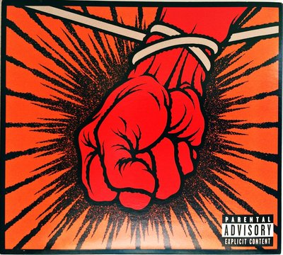 DVD/ Metallica - St. Anger  二手台版