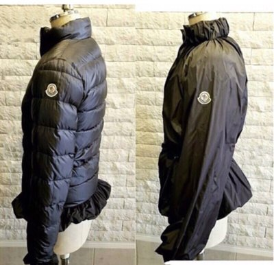 Moncler1號 羽絨&風衣雙面穿皆有logo外套
