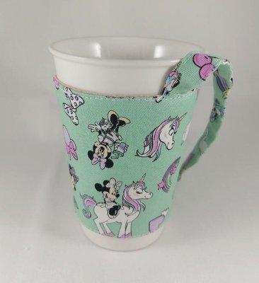 環保杯套【米妮小馬】送禮、生日小物、婚禮拌手小禮物