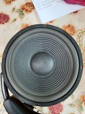 【福 利 品】 10吋喇叭單體測試正常 ~桃園承巨音響~ 桃園市