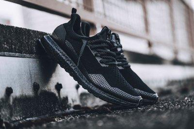 "adidas CONSORTIUM x HAVEN ULTRA BOOST ""Triple Black"" 限量球鞋"