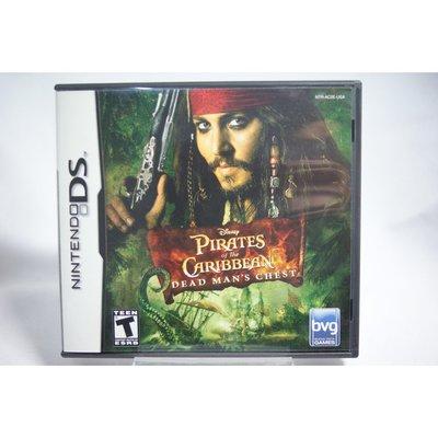 [耀西]二手 美版 任天堂 DS NDS 神鬼奇航2:加勒比海盜 Dead Man's Chest