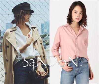SaNDoN x『UNGRID』八月 官網預約中 天絲成分涼爽簡約襯衫 SLY 韓妮 GUAPA 170804