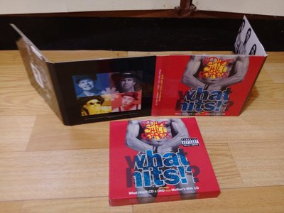 2 CD + DVD《 Red Hot Chili Peppers - What Hits & Mother's 》西洋