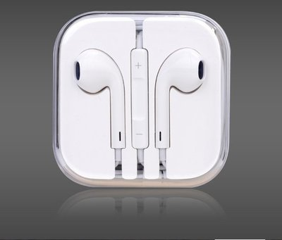 【阿玲】 Apple iPhone 6/6s iPhone 6 / 6s Plus 線控耳機 蘋果 安卓 三星 5S
